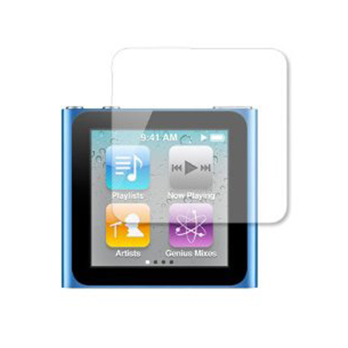 Clear LCD Screen Protector For Apple Ipod Nano