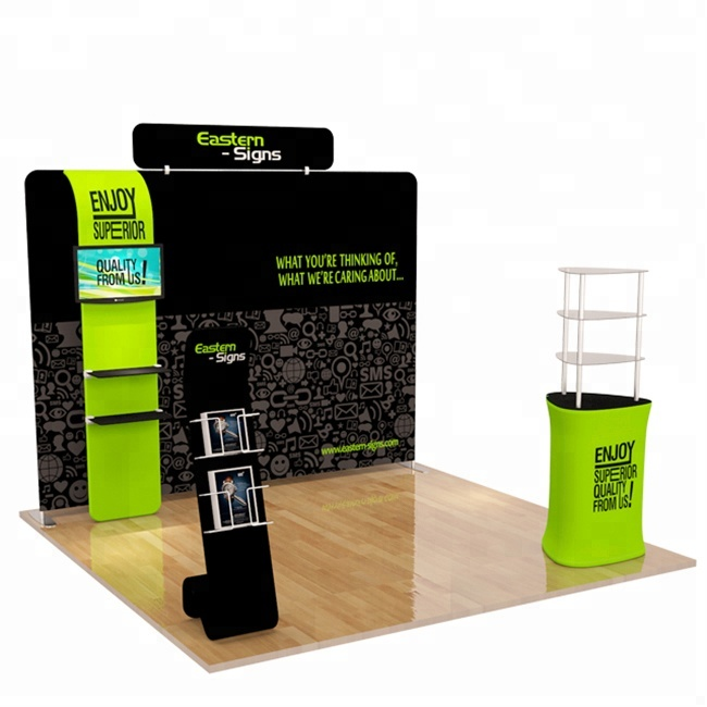 Aluminium Design Exhibition <strong>Booth</strong> /Trade Show Display <strong>Stand</strong>