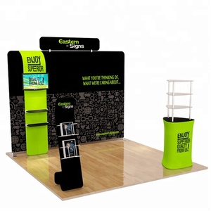 Aluminium Design Exhibition Booth /Trade Show Display Stand