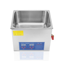 Big Ultrasonic Cleaner Water Jet Ultrasonic Cleaner Ultrasonic Automatic Glasses Cleaner
