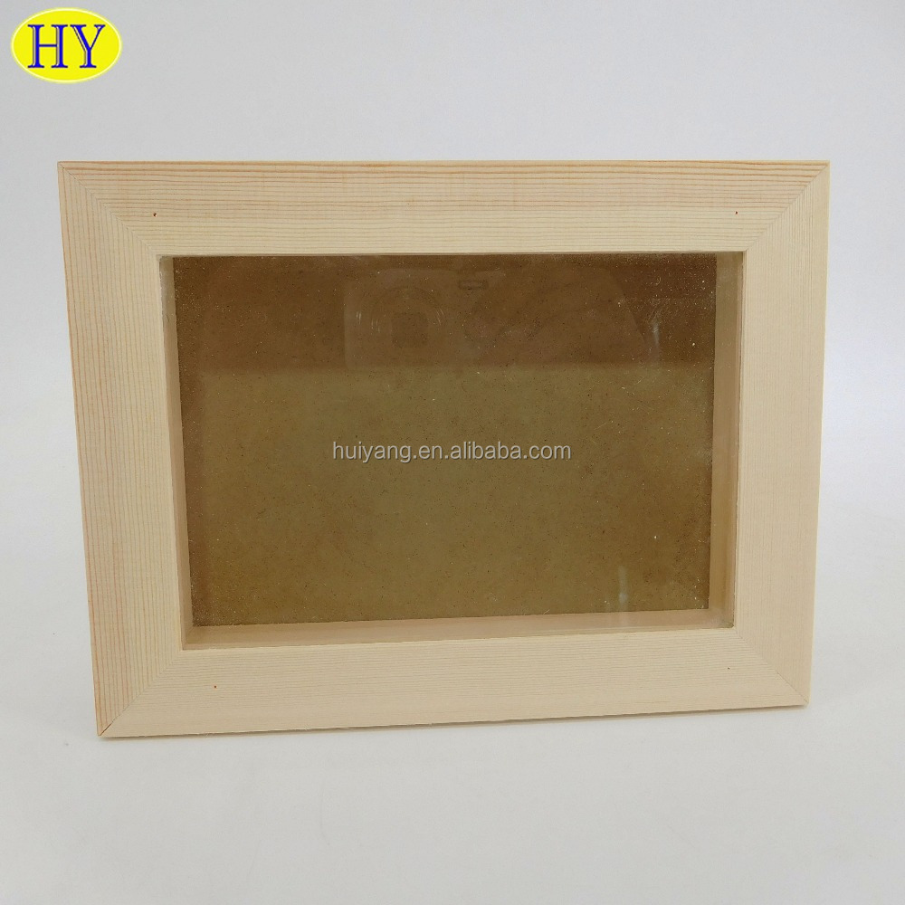 Custom Unfinished Wooden Shadow Box Frames Wholesale Buy Shadow