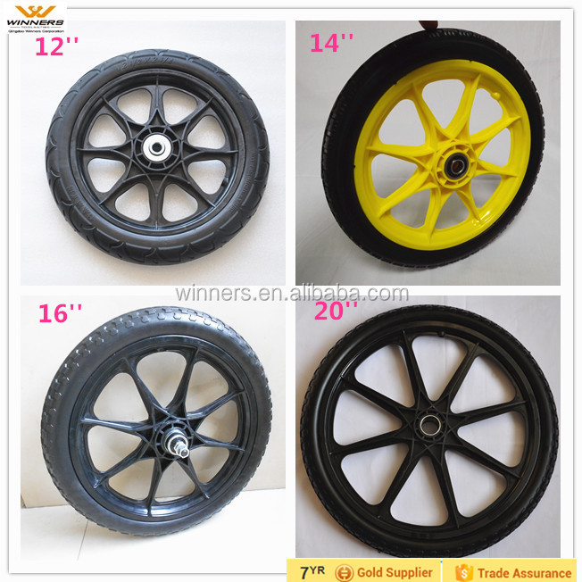 Pneumatic Rubber 10 Plastic Bicycle Wheels Buy 10 Bicycle