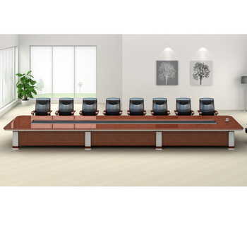 Compeive Acrylic Conference Tables Plywood High End Table Price Large