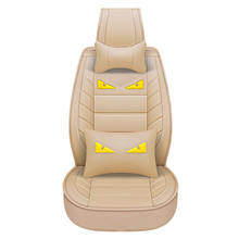 Fashion designer set aangepaste <span class=keywords><strong>auto</strong></span> covers anti slip seat cover