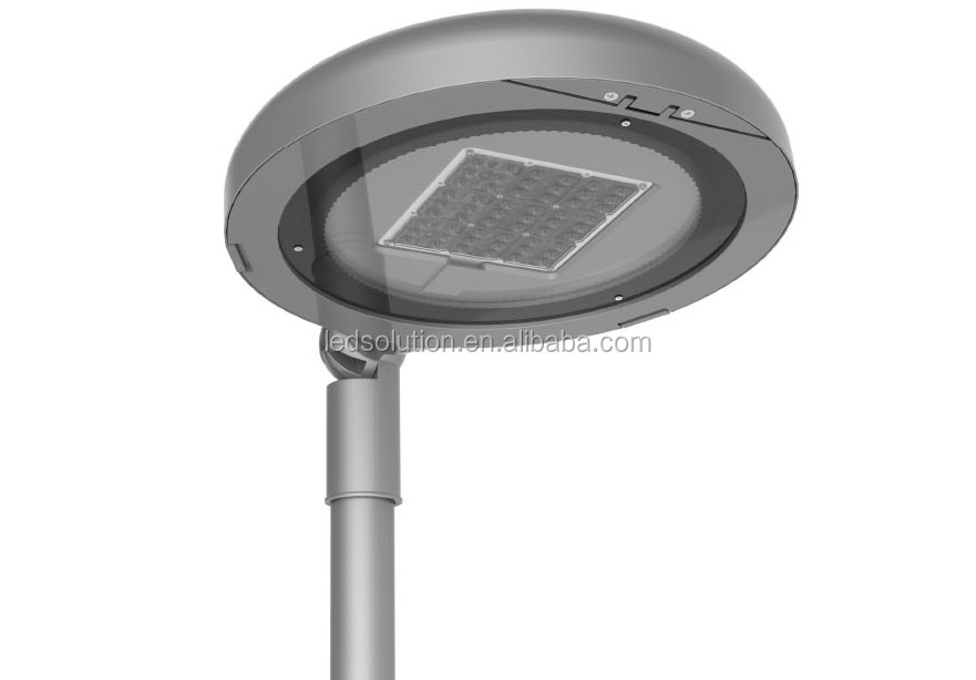 119W LED street light warm/nature/cool LED outdoor lighting IP66 aluminum 10-12m Assembling height AC100-277V Modular silver