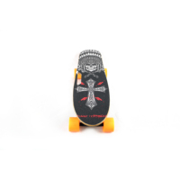 Hot Sell Printing Maple Wood Remote Control Skate Board,HYX04 Cruiser Fish Electrical Skate Board