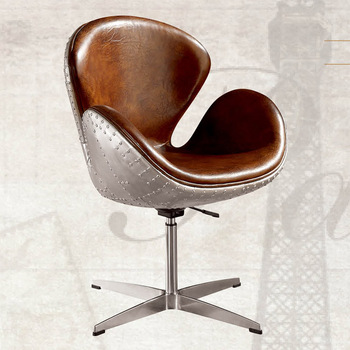 product chair vintage buy aviator detail leather aluminium