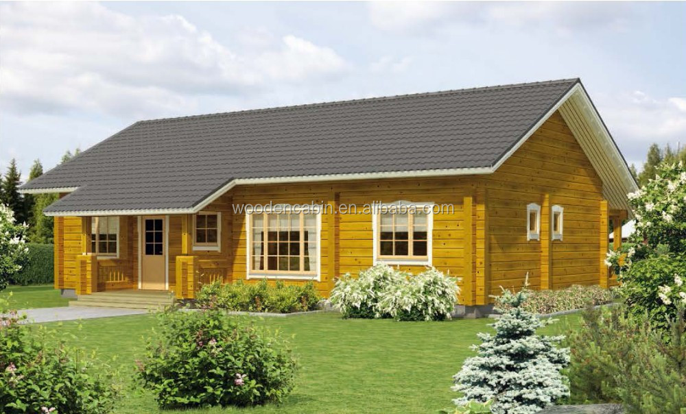 Houten Huizen Prijzen : Professionele supply populaire houten huis constructie met grote