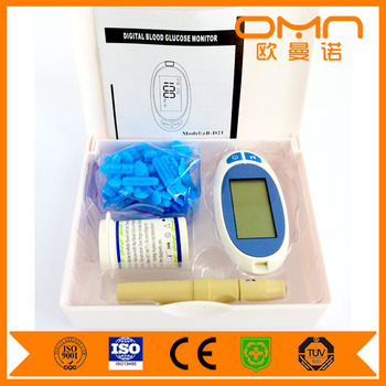 Blood Test Equipment New Brand Home Hospital Use One Touch Accu Chek  Glucometers Equipment Price Health Care Products From China - Buy One Touch