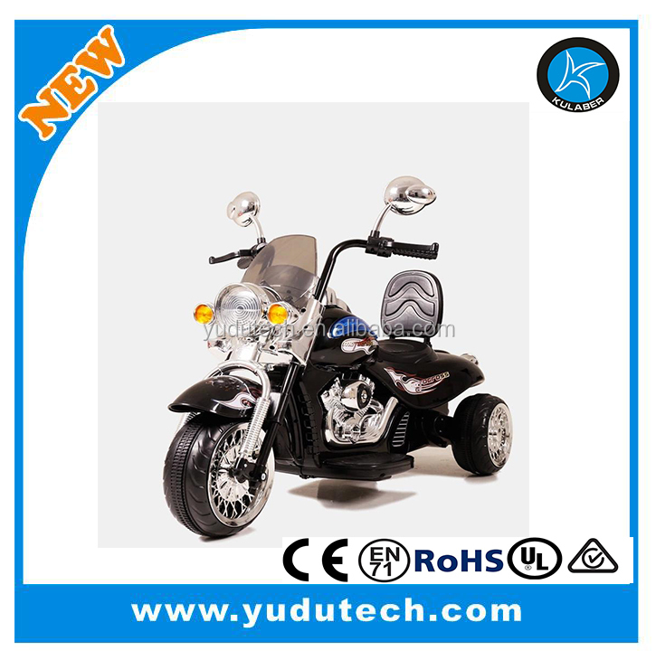 New model children Harley motorcycle bicycle,bike baby electric car, battery powered Mp3 ,double motor, ride on toys,KBHL500