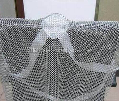 Stainless Steel Mesh Apron