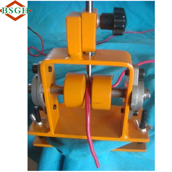 Hanger Making Machine Manual Wire Stripping Waste Copper Cable Wire ...