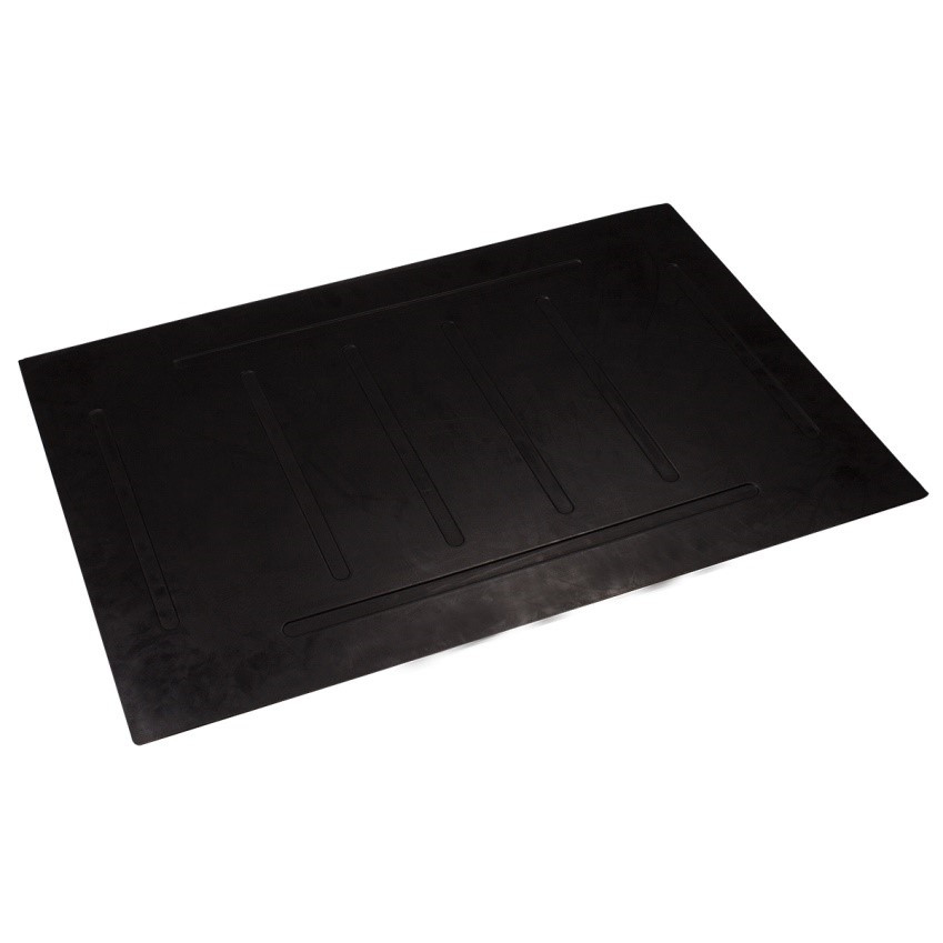 Non-slip fitness cushion mat
