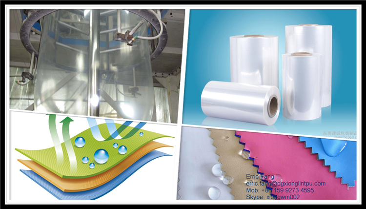 TPU hotmelt adhesive glue film