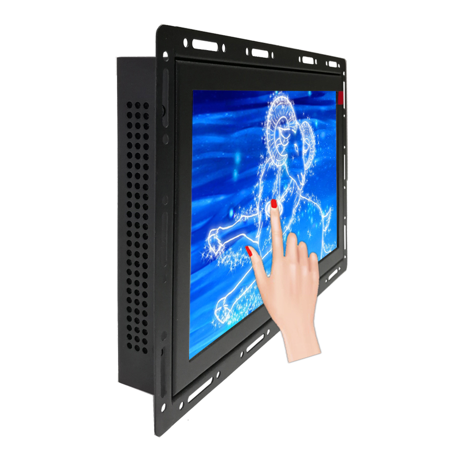 4:3 LED Square Touch Screen Open Frame 7 8 10 10.1 13.3 15 17 19 21.5 inch Industrial LCD <strong>Monitor</strong>