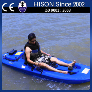 Hison 2014 the top selling 152cc gasoline jet kayak