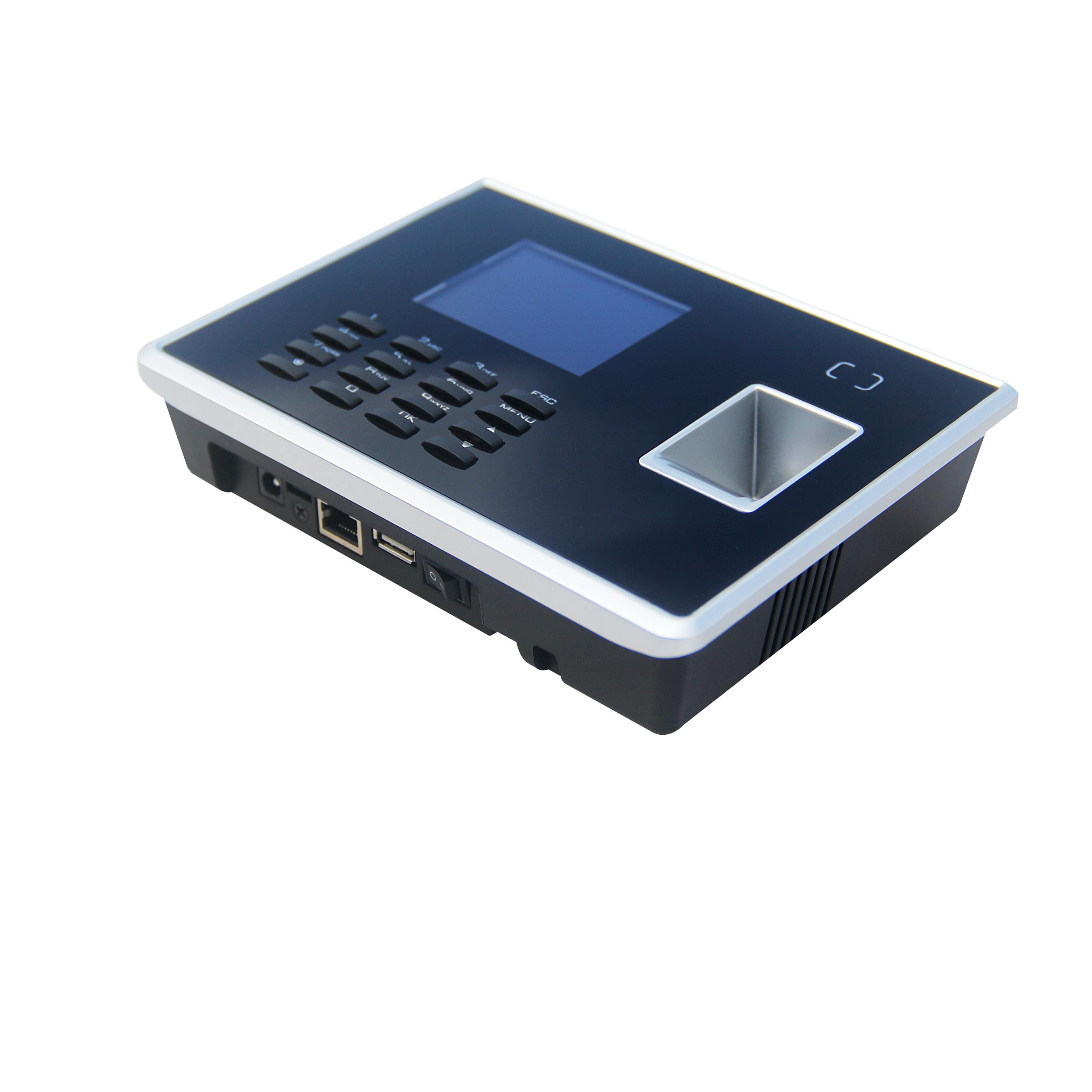 Employees Identification Finger Machine Back Up Battery Attendance
