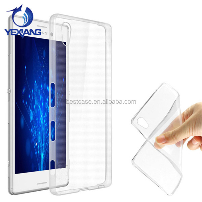 hight quality phone case for Sony xperia l1 tpu back cover hot sale low price Ultra-thin cases
