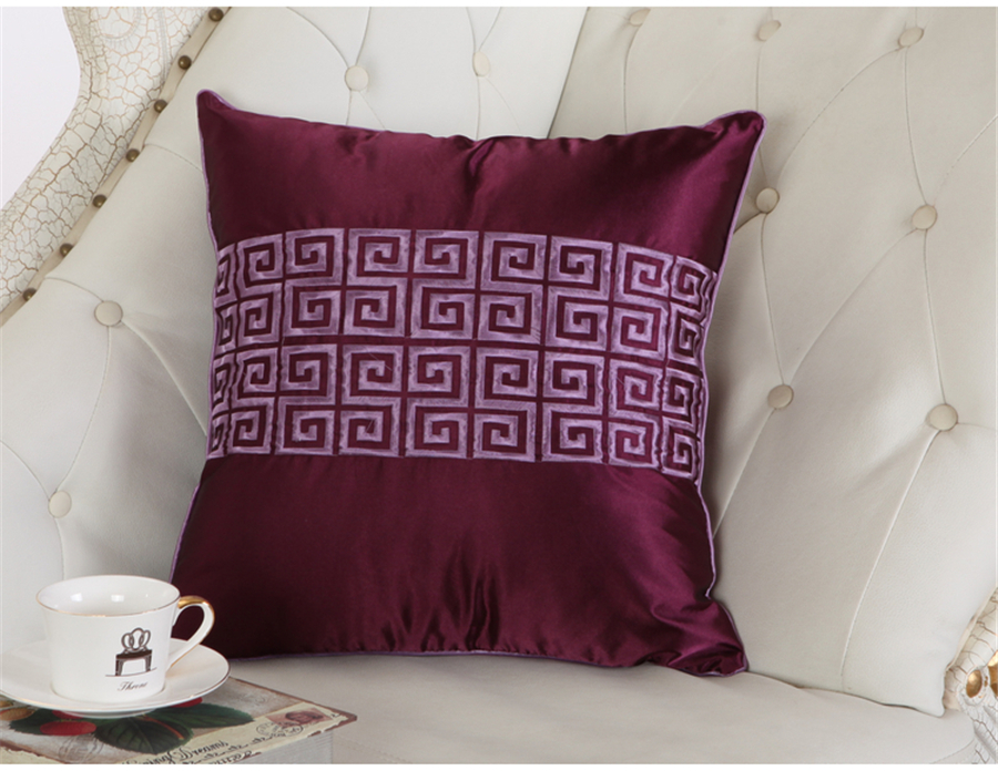 European Style Modern Luxury Polyester Home/Office/Sofa/Bed Decorative Cushion/Throw Pillow(Not Contain Insert)