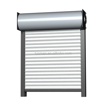 Aluminium Rolling Garage Door Buy Rolling Doorroller Shutter Door