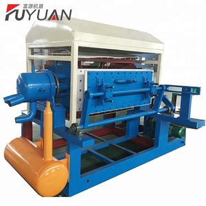 Factory Supplier Waster Paper Pulp Making Egg Carton Tray Making Machine Equipment