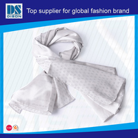 Hijab scarf knitted wool mufflers arab men scarf with good quality