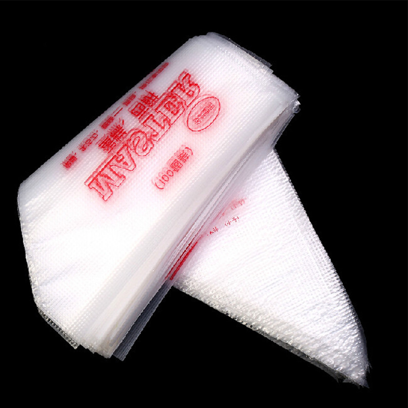 Strong Tear Proof Plastic Cake Decorating Piping Pastry