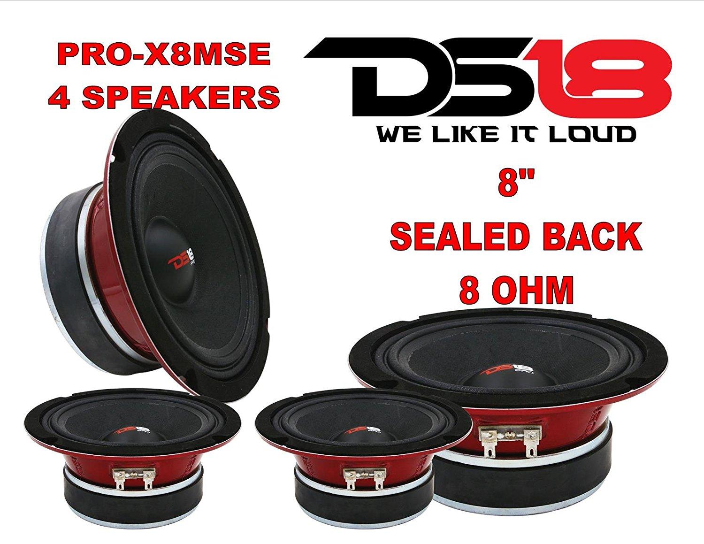 Cheap 8 Ohm Midrange Speakers Find 8 Ohm Midrange