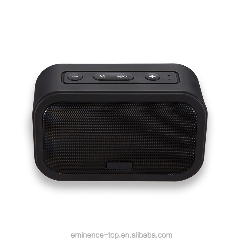 Wholesale original quality super durable outdoor waterproof BT portable speaker instrument music