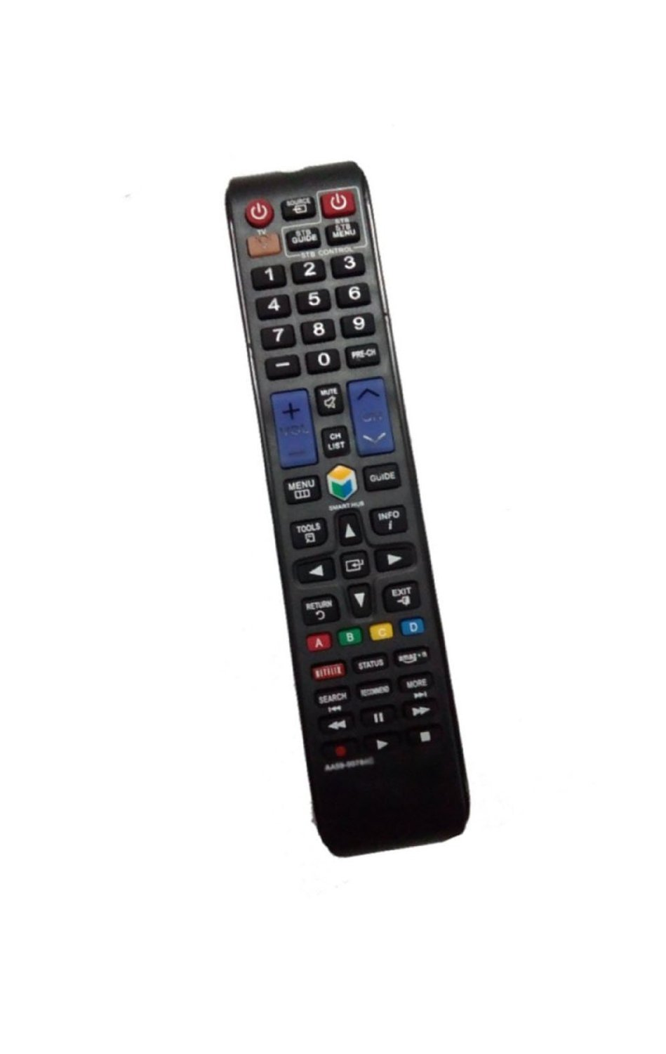 High Quality Replacement Remote Control for Samsung UN46F8000BFXZA UN60F6350AF UN50F6350AF UN55F8000BF UN60F8000 UN75F8000AF TV