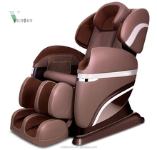 2017 Hot 4D electric multi-function luxury full body massage chair zero gravity