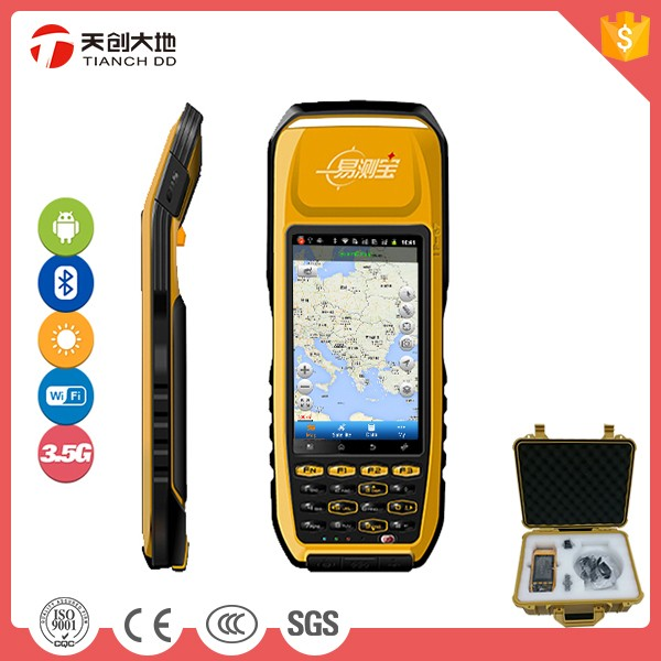 High Precision Handheld Android GPS RTK Surveying Instruments