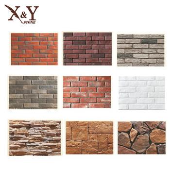Foshan Manufacturing Lightweight Brick Malaysia Decorative Wall Tile Outdoor