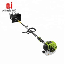 2HP Agricultural Machinery Gasoline Engine Garden Cultivator Mini Power Tiller