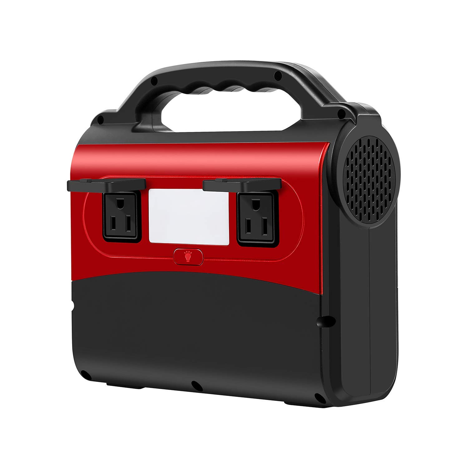 Portable Power Station, 200Wh 54000mAh AC Power Bank Solar Generator Power Charger Inverter External Battery Pack with 110V AC Outlet 12V DC USB for RV Camping Traveling Hiking Fishing CPAP Emergency