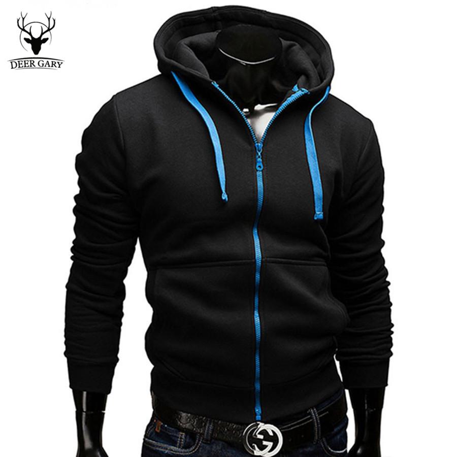 Man in hoodie