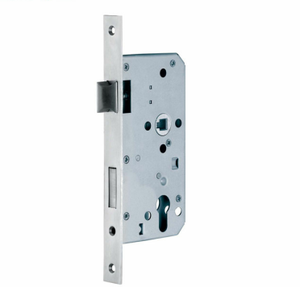 Stainless steel electronic door lock mortise body suit for finger lock
