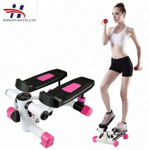 Mini gym air stepper machine fitness stepper pedal exerciser