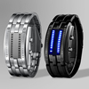2016 light up LED watches men's military watches unusual watches for men