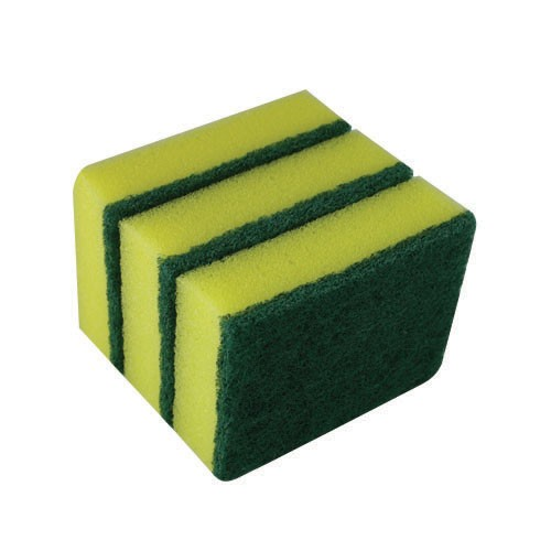 Kitchen use different size cleaning a sponge best dish scrubber buy cleaning a sponge best - Seven different uses of the kitchen sponge ...
