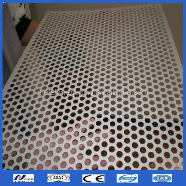 Favorites Compare galvanized /stainelss steel /aluminium round hole perforated sheet