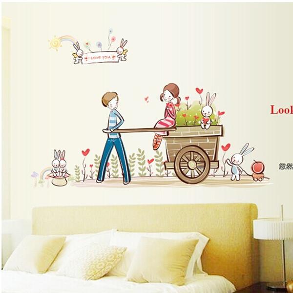 Grossiste decoration romantique pour chambre acheter les for Chambre a theme romantique