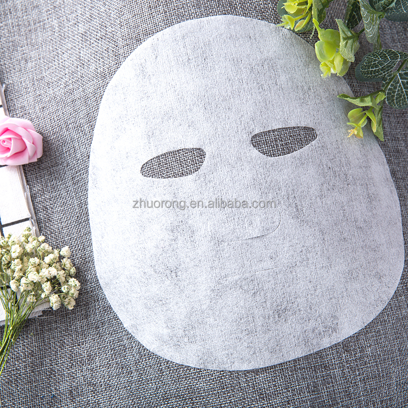 China Manufacturer Low Price Non Woven Tencel Facial Tissue Mask