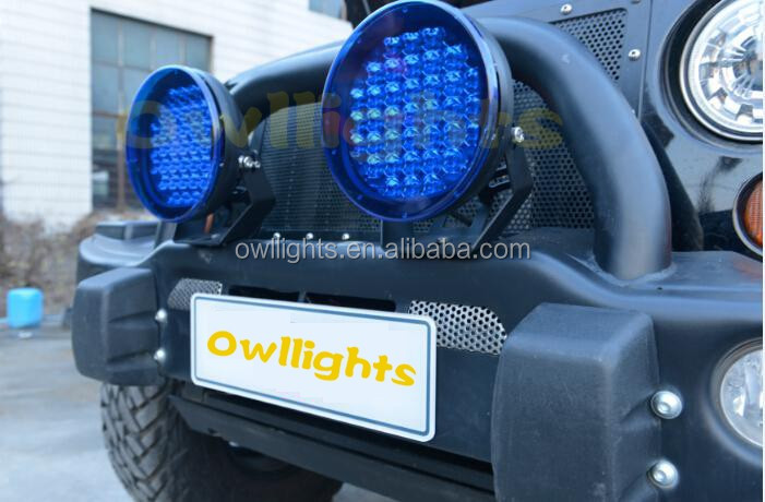Led Light Bars Roof Mount Brackets Clamps Off Road