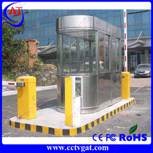 Solid steel fabrication and construction Sentry / Guard / Traffic Booth