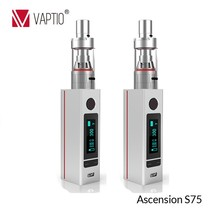 paypal accepted no flame electronic cigarette 75W ATC giant vapor e-cigarette