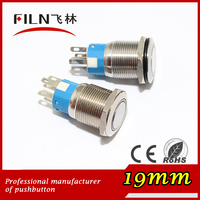 Power Tool Switches 30a 5 Pin 16mm Momentary Plastic Electric Push ...