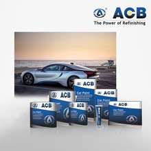 ACB car body repair auto paint refinishing for Toyota