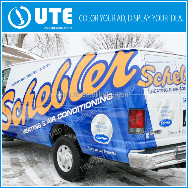 Bus Advertising Film Car Window Decal Promotion Car Sticker Buy