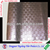Embossed decoration furniture leather of bonded leather